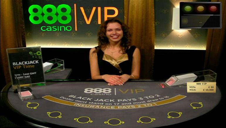 888 Casino Canlı Dealer Oyunları Arttırıyor