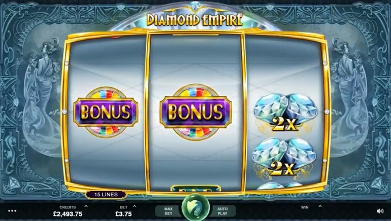 Nisan Ayında Microgaming'den İki Yeni Slot Oyunu: Dream Date ve Diamond Empire