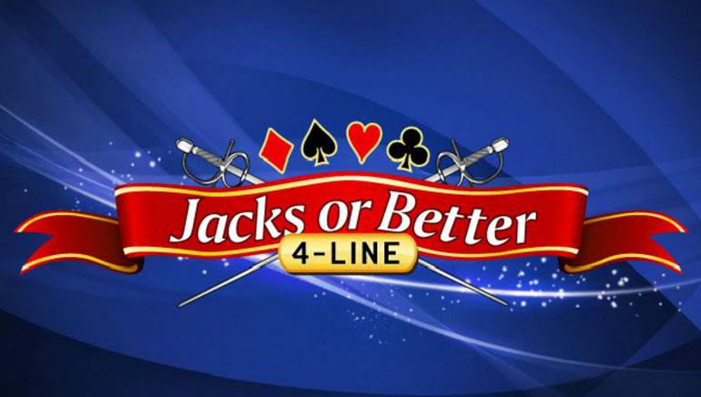4-Line Jacks or Better