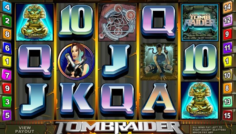 Yeni Lara Croft Temalı Slot Oyunu 2019'da Microgaming Casinolarında