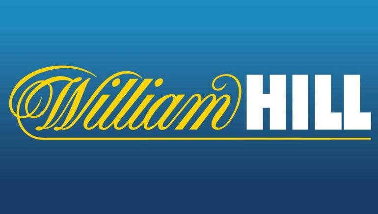 William Hill, Oyundan bir adım ileri bulunuyor.